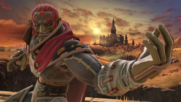 Create Meme Super Smash Bros Ultimate Ganondorf Ganon