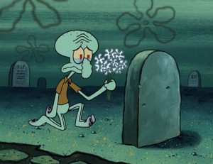 Create meme: squidward memes, squidward memes, squidward's funeral