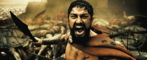 Create meme: this is sparta , king Leonidas the 300 Spartans, king Leonidas pictures