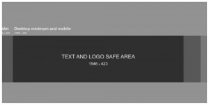 Create meme: text and logo safe area 1546x423, pattern for hats, hat channel template