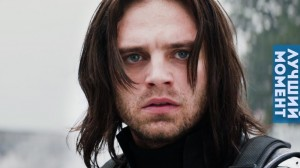 Создать мем: sebastian stan long hair bucky winter soldier, баки барнс, sebastian stan winter soldier bucky actor