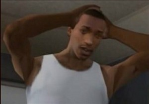 Create meme: 2pac gay, a frame from the video, photo by CJ