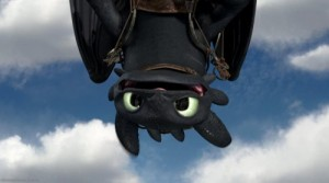 Create meme: Toothless