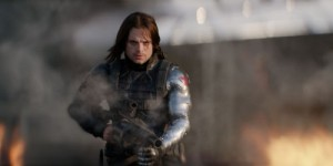 Create meme: Winter Soldier