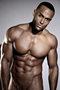 Создать мем: daniel, black man model, fitness model