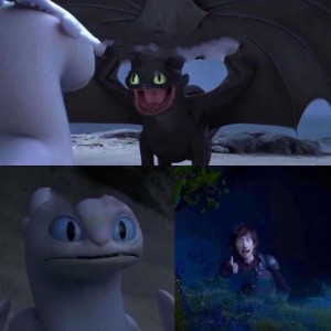 Create meme: How to train your dragon 3, httyd 3, to train your dragon 3