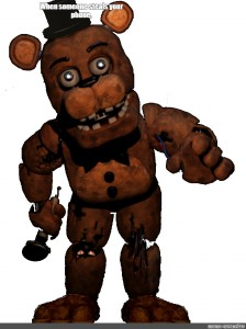 Создать мем: фото unwithered фредди, фнаф олд фредди, withered freddy full body