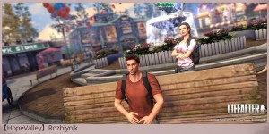 Create meme: uncharted battle royale, uncharted fortune hunter, ancharted 1 2 3 4
