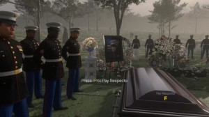 Create meme: press f, press f to pay respect anime 1920x1080, call of duty press f to pay respects