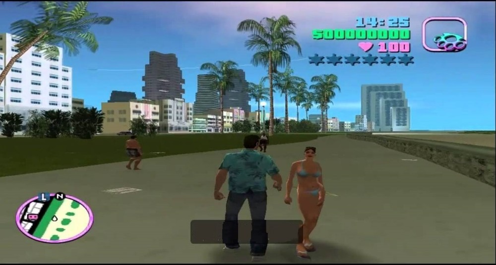 gta vice city hd game