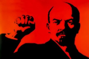 Создать мем: Ленин сила Lenin is power