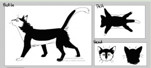 Create meme: deviantart cat maker, the she cat, warrior cat