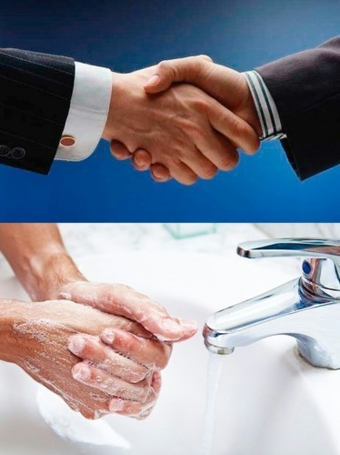 Create Comics Meme Wash Hands Meme Washes His Hands After Shaking