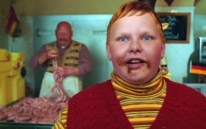 Create meme: Charlie and the chocolate factory fat kid, augustus gloop charlie and the chocolate factory, Charlie and the chocolate factory