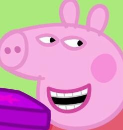 Create meme: Peppa Pig