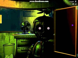 Создать мем: Five Nights at Freddy's, five nights at freddy s 3, fnaf 3 фантом фредди