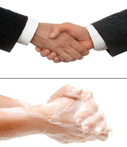 Create meme: hand , looking for partners , services