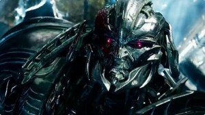Create meme: Megatron - Transformers The Last Knight