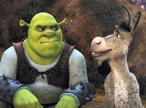 Создать мем: shrek forever after, shrek актеры, shrek model